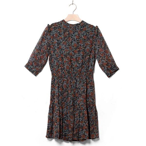 Sessun Dress Jenny green fumo 01   Landanzeiger-Shopping