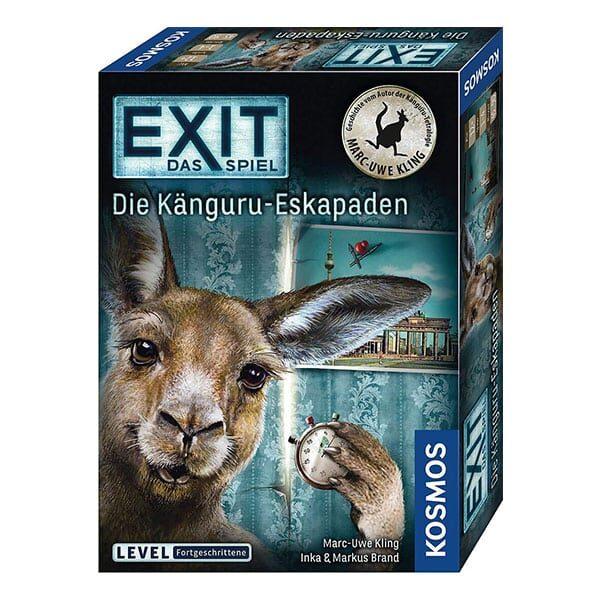 Spiel Exit Die Känguruh-Eskapaden 01   Landanzeiger-Shopping