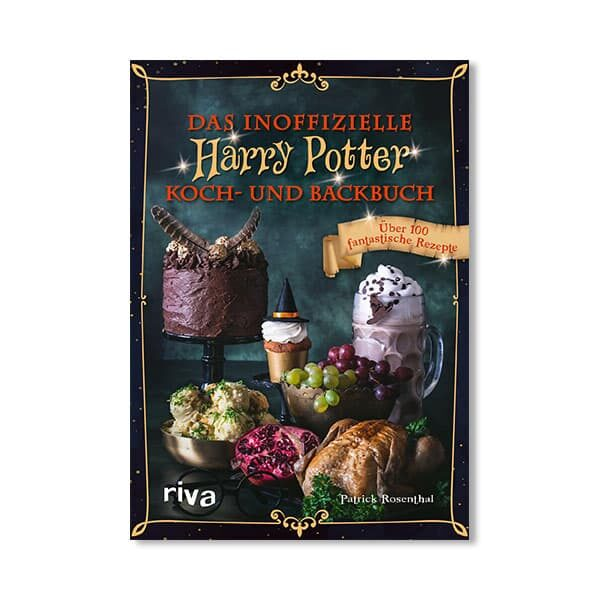 Harry Potter Koch- und Backbuch 01 | Landanzeiger-Shopping