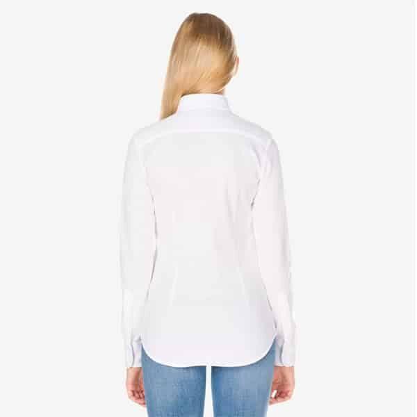 Hemd Bluse weiss Polo Ralph Lauren 02 | Landanzeiger-Shopping