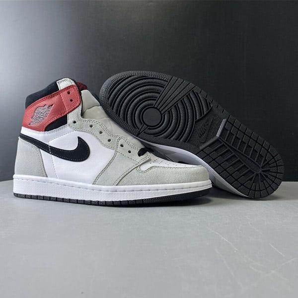 Jordan 1 Retro High Light Smoke Grey 02 | Landanzeiger-Shopping