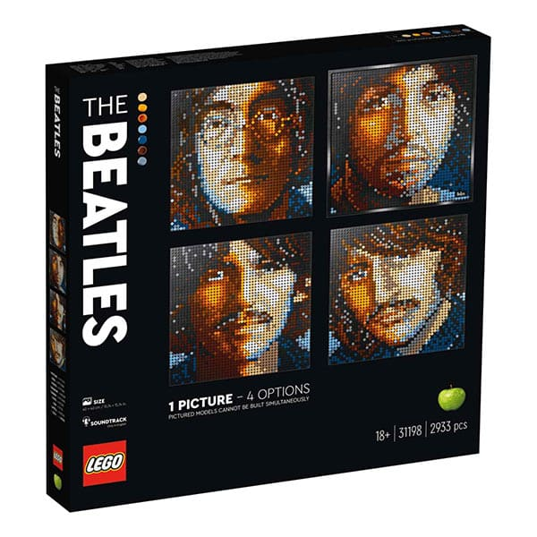 The Beatles Lego Art Set 01 | Landanzeiger-Shopping