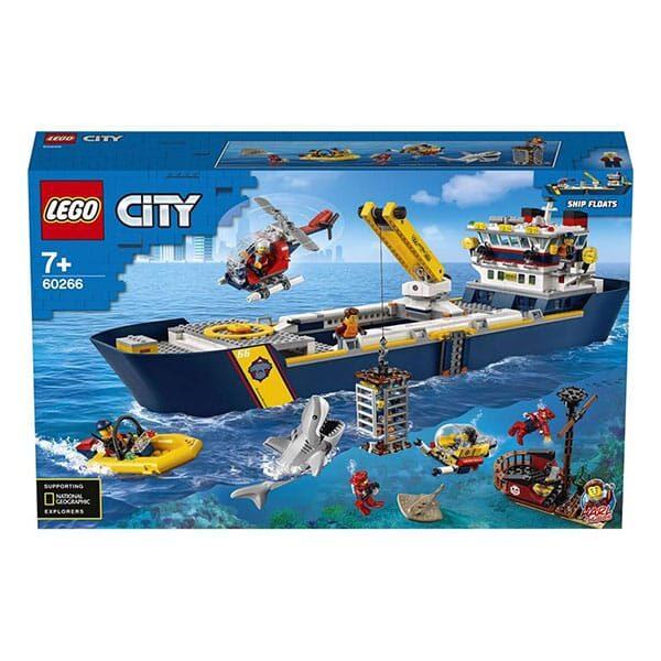 Meeresforschungsschiff Lego 02   Landanzeiger-Shopping