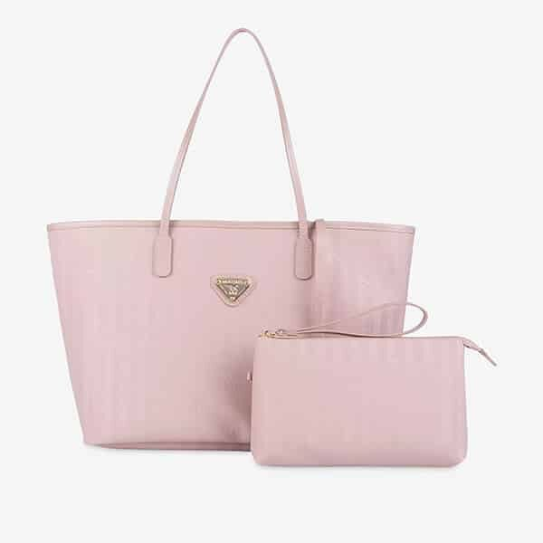 Mollerus Shopper rosé/gold 01 | Landanzeiger-Shopping
