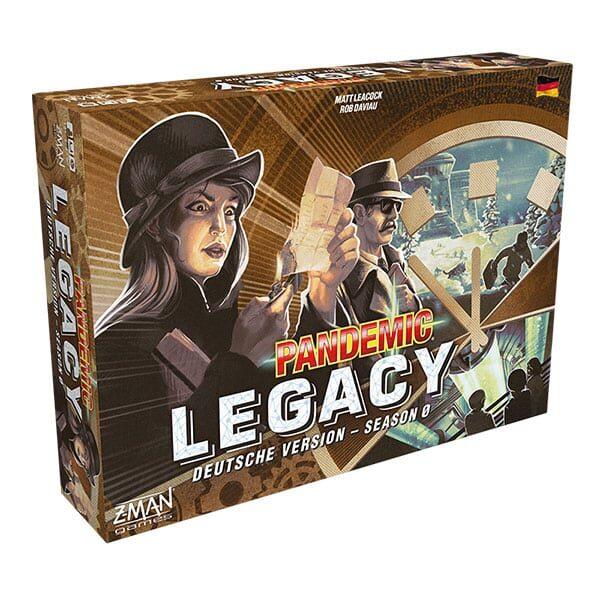 Spiel Pandemic Legacy 01   Landanzeiger-Shopping