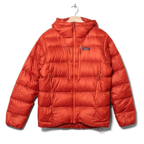Patagonia Winterjacke Fitz Roy Down Red 01 | Landanzeiger-Shopping