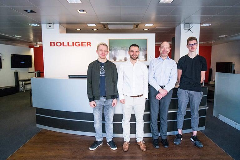 Bolliger Radio TV Aarau Team |Landanzeiger-Shopping