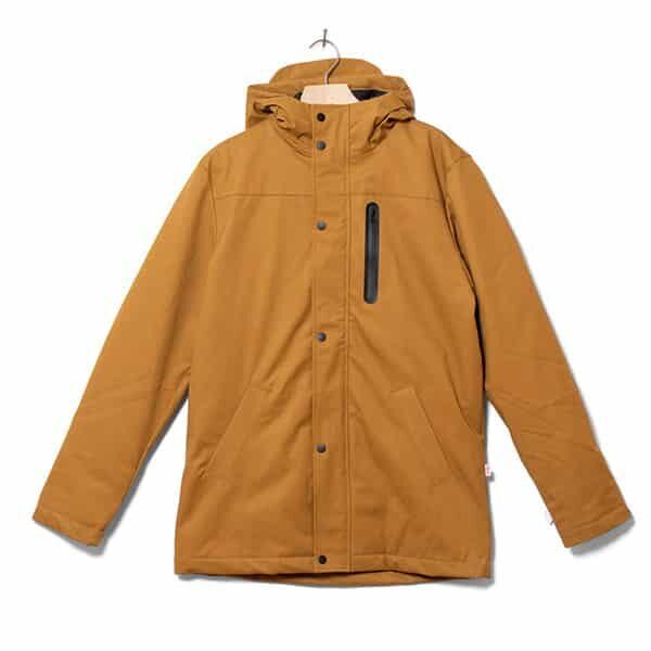 Revolution Winterjacke 7443 brown II 01   Landanzeiger-Shopping