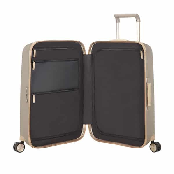 Samsonite Spinner matte ivory 03 | Landanzeiger-Shopping