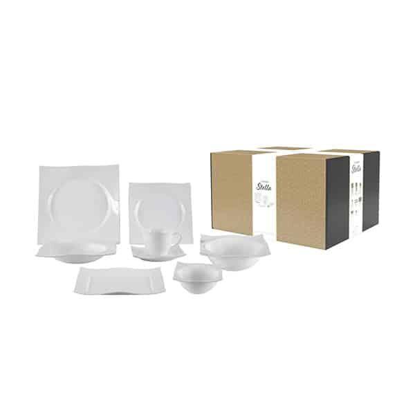 Geschirrset Sola Kombiservice Stella Lunasol 38-teilig 02 | Landanzeiger-Shopping