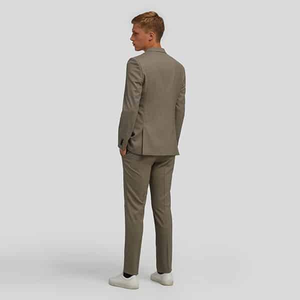 Anzug Taupe Tiger of Sweden 2-teilig Slim Fit 02   Landanzeiger-Shopping