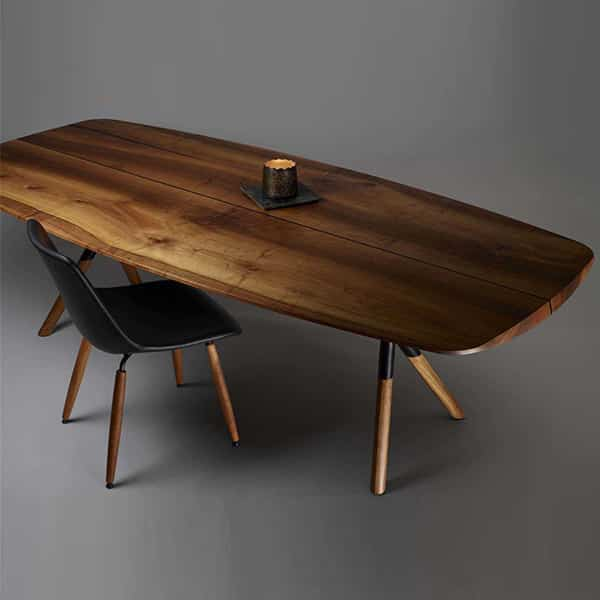 Tisch XENA in Bootsform 03 | Landanzeiger-Shopping