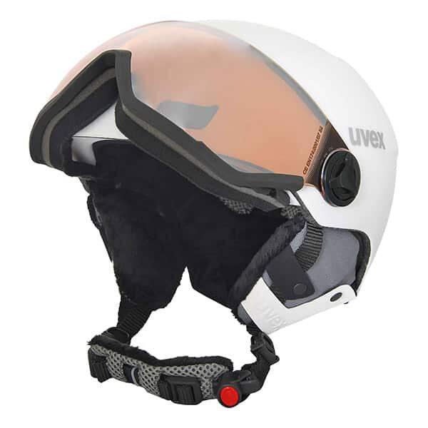 Skihelm Uvex 400 visor style 01 |Landanzeiger-Shopping