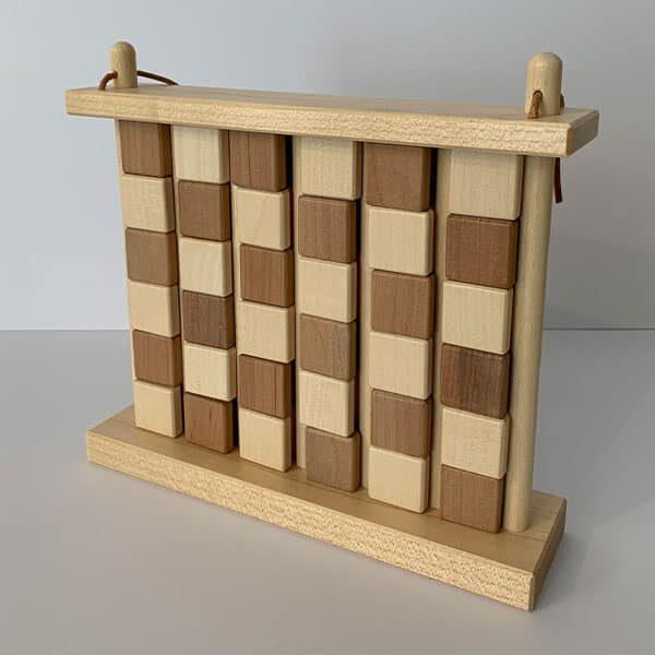 Vier Gewinnt Ahorn Holzspielzeug | Landanzeiger-Shopping