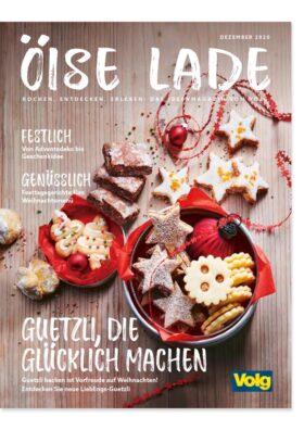 "Volg Magazin ""Öise Lade"" Dezember 2020   Landanzeiger-Shopping"