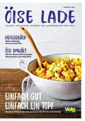 "Volg Magazin ""Öise Lade"" Januar 2021   Landanzeiger-Shopping"