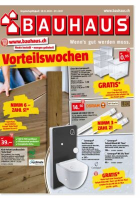 Bauhaus Vorteilswochen Prospekt   Landanzeiger-Shopping
