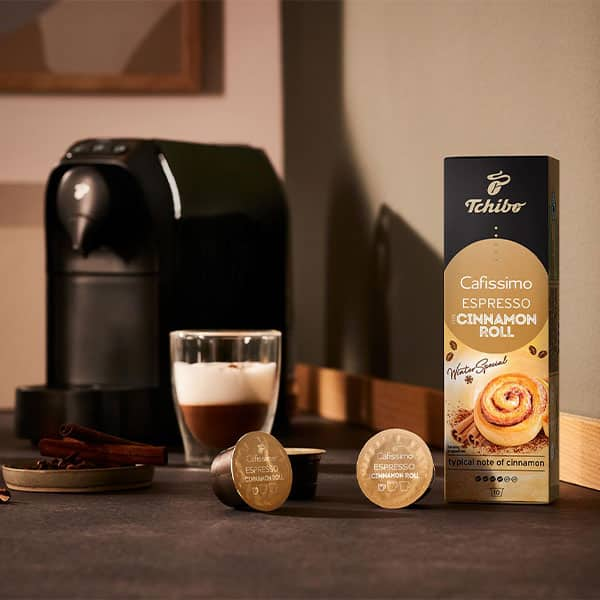 Caffissimo Espresso Cinnamon Roll Tchibo 02 | Landanzeiger-Shopping