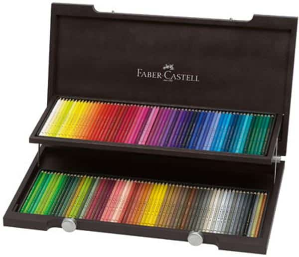 Faber-Castell Polychromes im Holzkoffer | Landanzeiger-Shopping