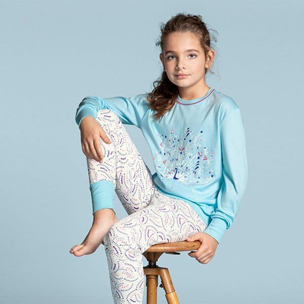 Mädchen Pyjama Girls Elephant 01 |Landanzeiger-Shopping