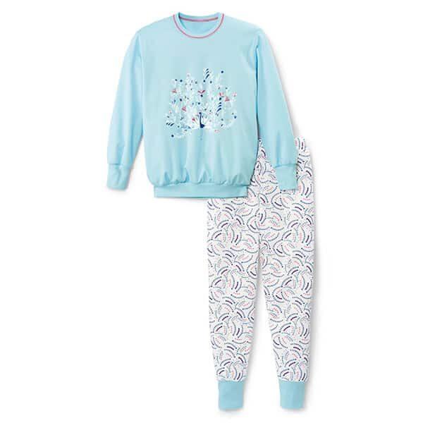 Mädchen Pyjama Girls Elephant 02 |Landanzeiger-Shopping