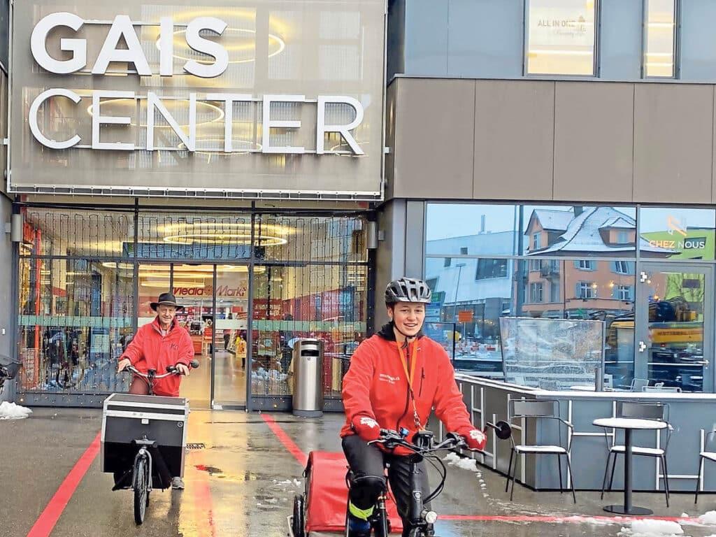 Voilà Aarau - Neu auch im Gais-Center |Landanzeiger-Shopping