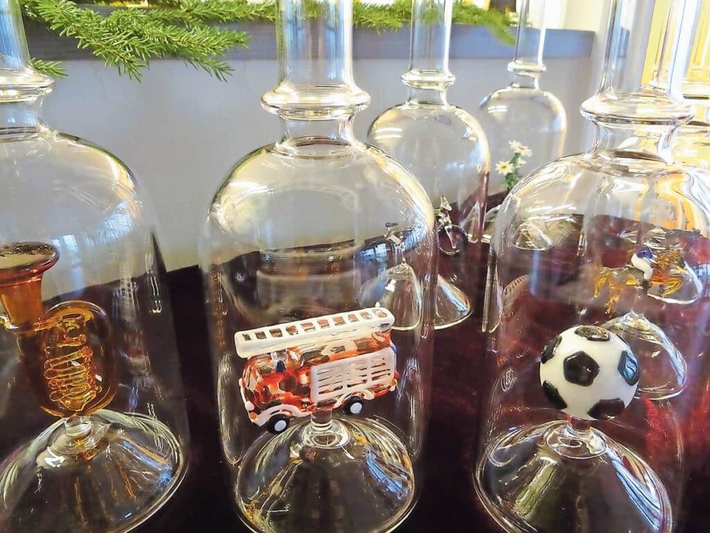 Chalet d'Or Rombach Glasflaschen | Landanzeiger-Shopping