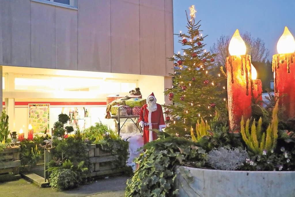 Toni's Treffpunkt Aarau Weihnachtsdeko |Landanzeiger-Shopping