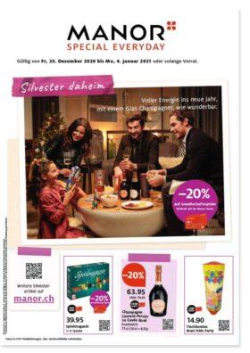 Manor Silvester 2020/2021   Landanzeiger-Shopping