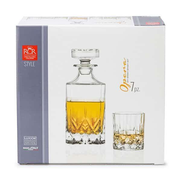 RCR Opera Whisky-Set 7-teilig 02 | Landanzeiger-Shopping