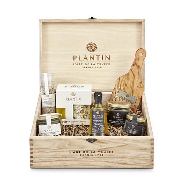 Plantin Deluxe Trüffel Geschenkbox | Landanzeiger-Shopping