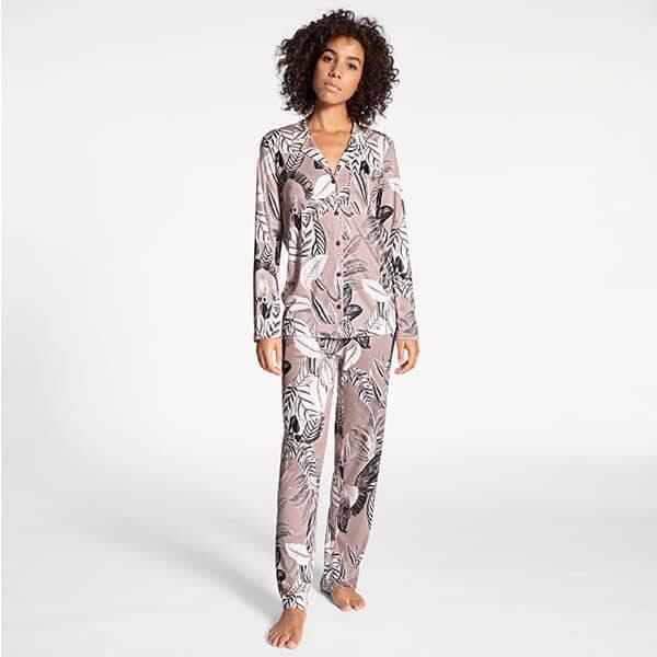 Pyjama durchgeknöpft kompostierbar 01 |Landanzeiger-Shopping