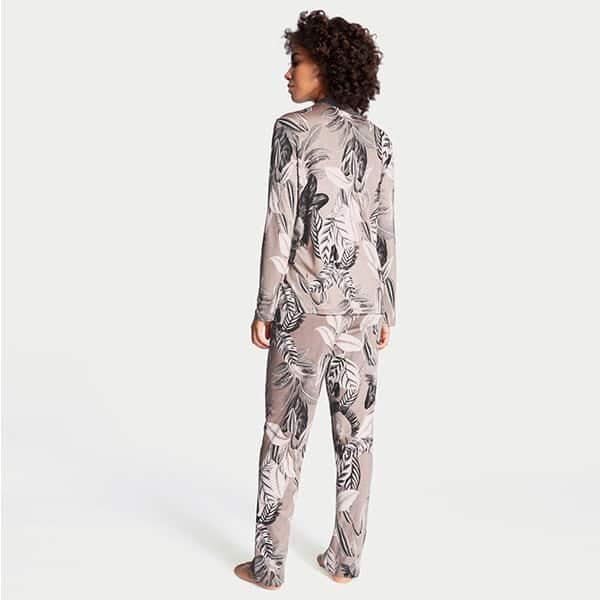Pyjama durchgeknöpft kompostierbar 02 |Landanzeiger-Shopping