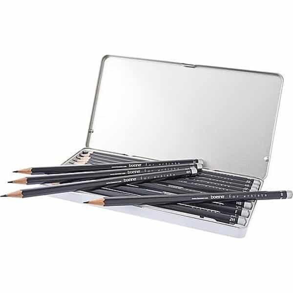 Bleistift Spezialset boesner for artist 02 | Landanzeiger-Shopping