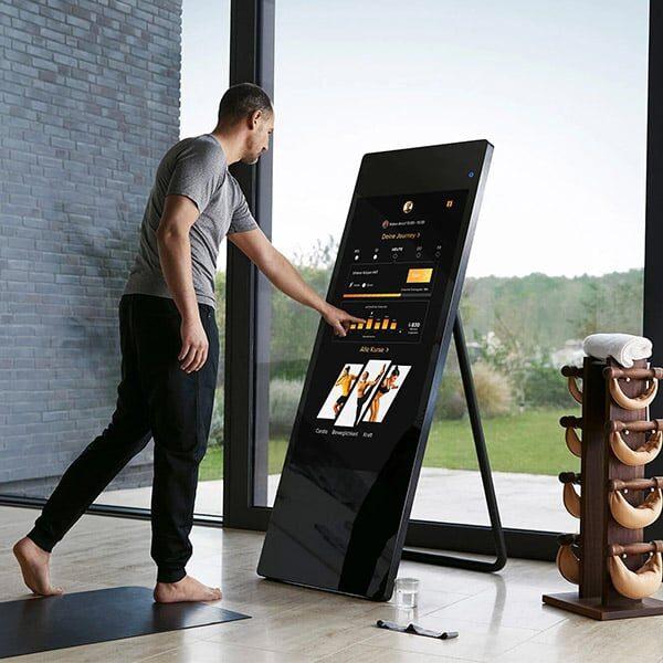 Fitness-Spiegel Vaha 01 | Landanzeiger-Shopping