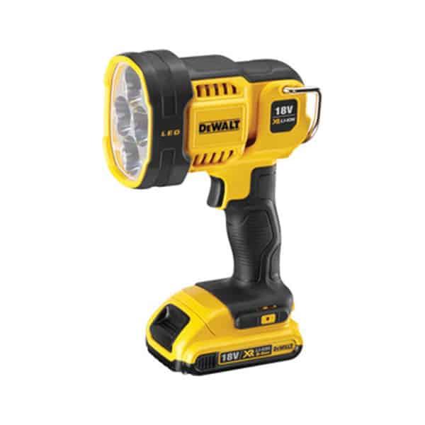 Akku LED-Handlampen DEWALT DCL043 | Landanzeiger-Shopping