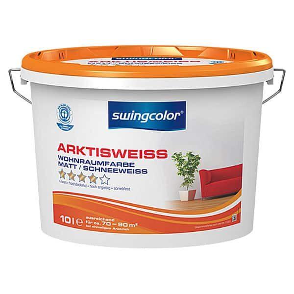 Arktisweiss Swingcolor 10 l matt | Landanzeiger-Shopping