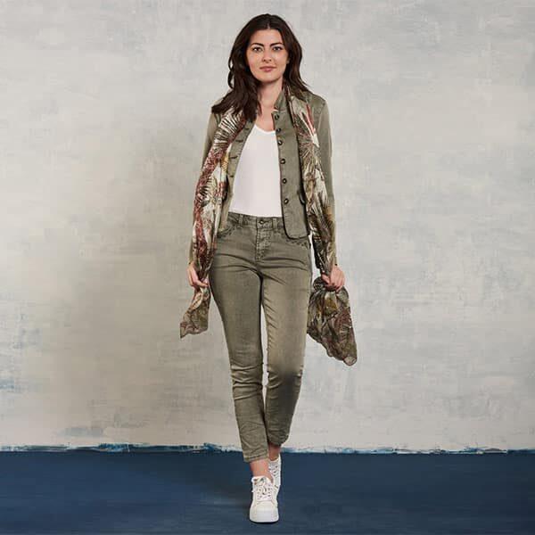 Blazer Khaki 01 - Nile   Landanzeiger-Shopping