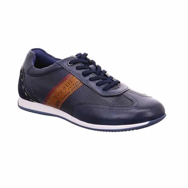Bugatti Sneaker Blau 01 - Tschümperlin Schuhe | Landanzeiger-Shopping