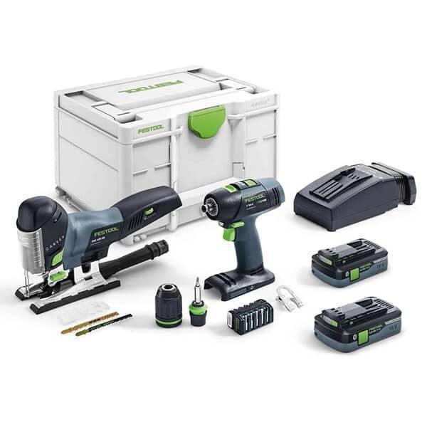 Akku-Montagesets FESTOOL T 18+3/PSC 420 I-Set | Landanzeiger-Shopping