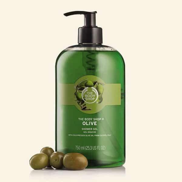 Olive Duschgel The Body Shop | Landanzeiger-Shopping