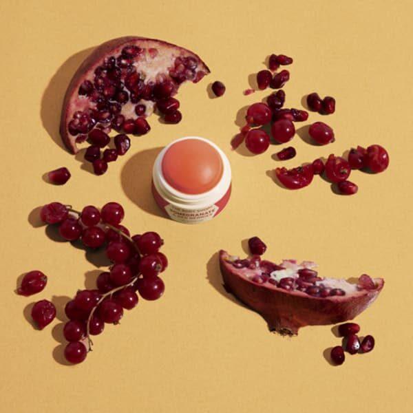 Pomegranate & Red Berries Festes Parfüm 02 - The Body Shop