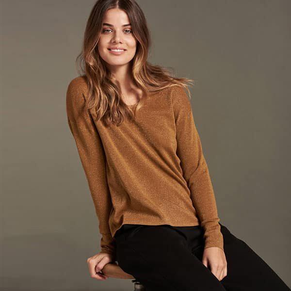 Pullover Mustard 01 - Nile   Landanzeiger-Shopping