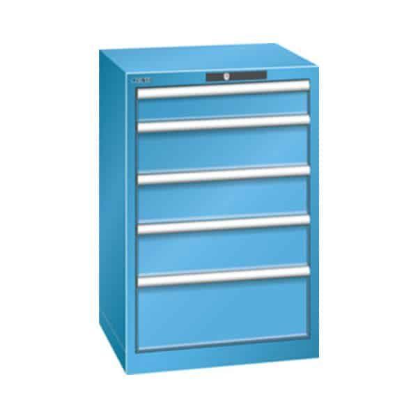Schubladenschränke LISTA B564 mm, T572 mm, 75 kg | Landanzeiger-Shopping