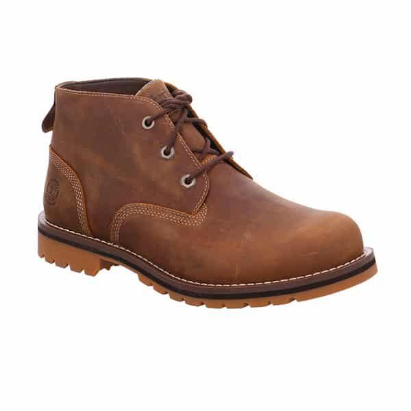 Timberland Boots Braun Leder 01 - Tschümperlin Schuhe | Landanzeiger-Shopping