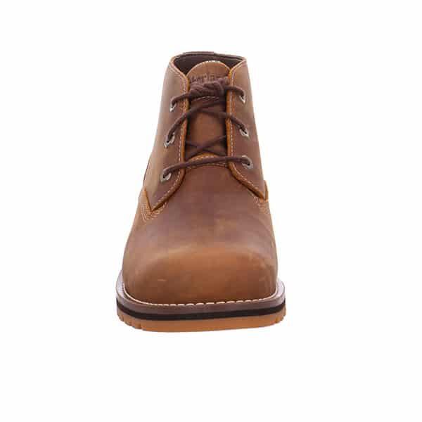 Timberland Boots Braun Leder 02 - Tschümperlin Schuhe | Landanzeiger-Shopping