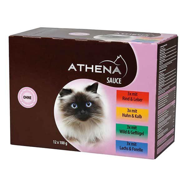 Athena Katzenfutter nass Multipack 01 | Landanzeiger-Shopping