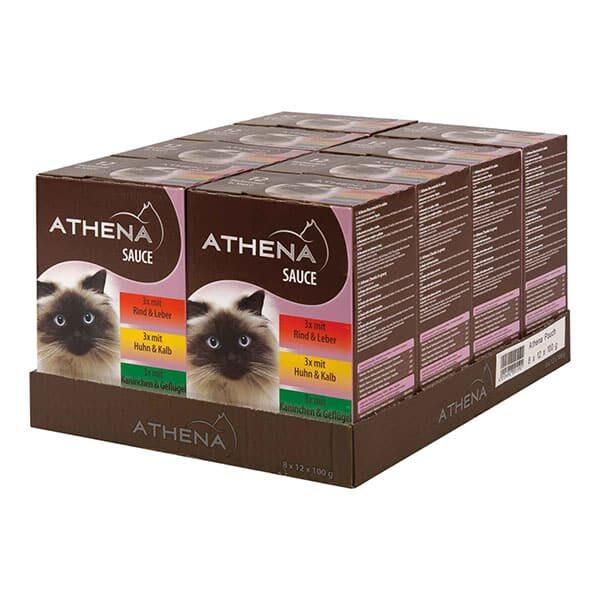 Athena Katzenfutter nass Multipack 02 | Landanzeiger-Shopping