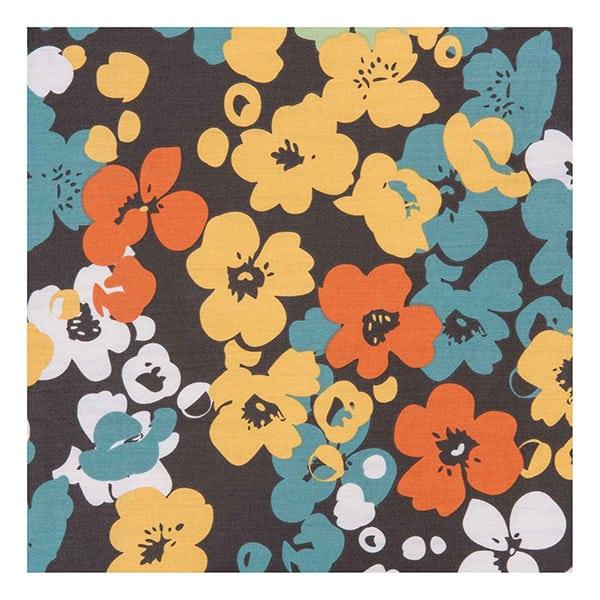 Bettwäsche gelb mit Blumen 03 | Landanzeiger-Shopping