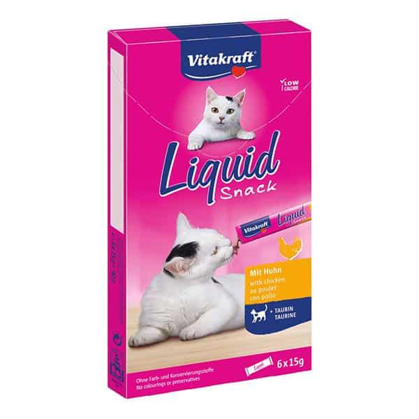 Cat Liquid Snack Hühnchen 6x 15g | Landanzeiger-Shopping